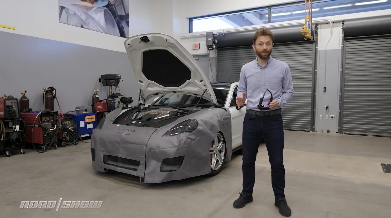 Porsche Roadshow thumbnail