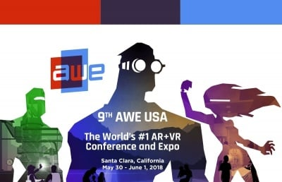 Get ready for AWE 2018 - it's going to be an exciting week!