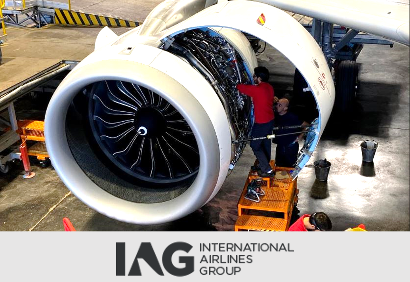 Atheer & IAG show how AR can transform aircraft maintenance & repair
