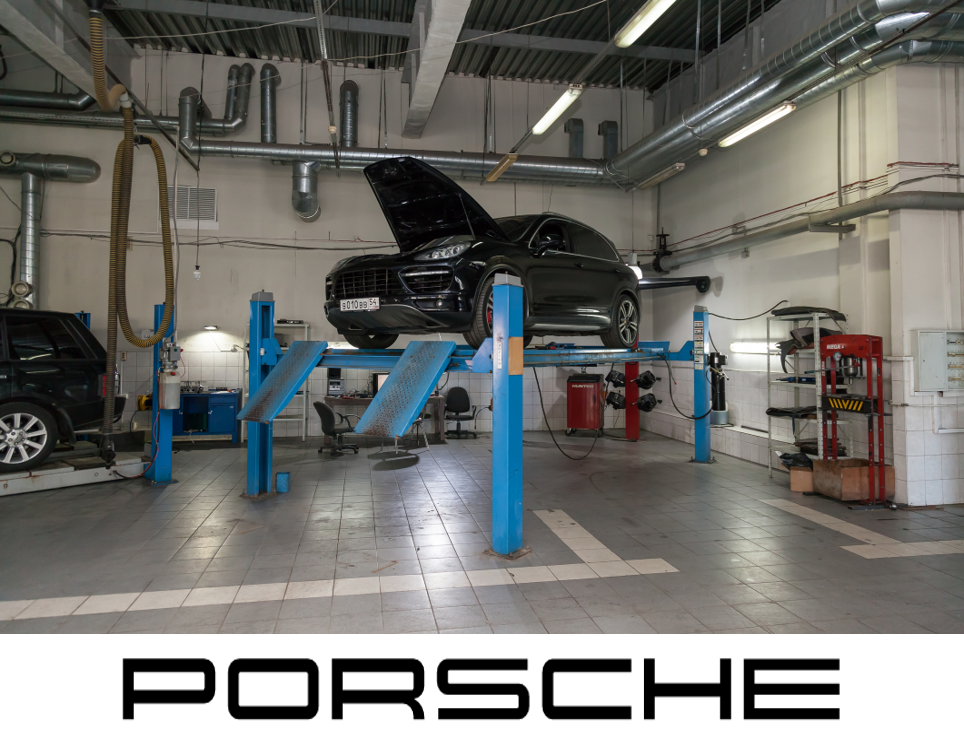 Porsche Technicians Report 3X use of Atheer Platform to Fix Cars